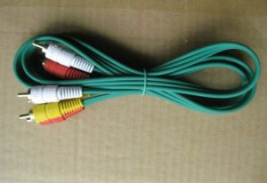 3RCA to 3RCA Audio Video Cable AV Cable (SL0054)