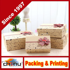 Tuck Top Color Printing Corrugated Cardboard Shipping Paper Box (110239) pictures & photos