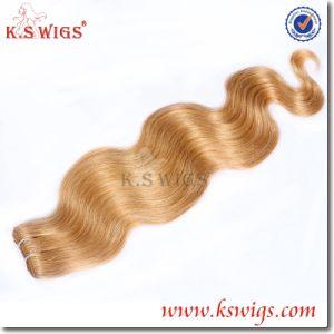 Aaaaa Indian Hair Virgin Human Hair Extension pictures & photos