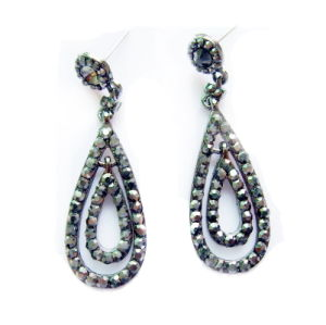 OEM High Quality Fashionable Stud Drop Earring pictures & photos