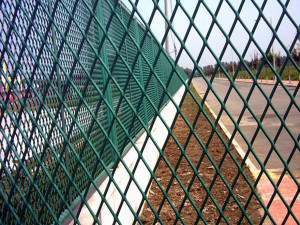Expanded Metal Mesh for Railway pictures & photos