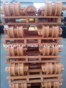 Track Roller for D65 Bulldozer Double Flange (14X-30-00091) pictures & photos