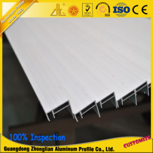 Anodized Aluminium Extrusion Profile Uesd for Solar Panel Bracket pictures & photos