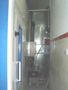 Economic Painting Booth Spray Booth Spray Painting Booth Car Spray Booth Paint Booth for Sale pictures & photos