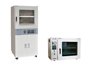 Electrical Vertical Laboratory Vacuum Dryer Cabinet pictures & photos