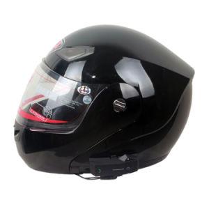 2017 Hot Selling Bluetooth Motorcycle Helmet Waterproof Intercom pictures & photos