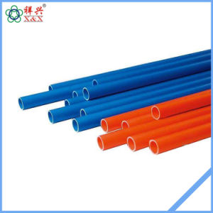 Electric Wires Installation /Reinforcement PVC-U Pipe pictures & photos