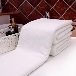 Home Textile Luxury 16s 100% Cotton Bath Towel (JRC023)