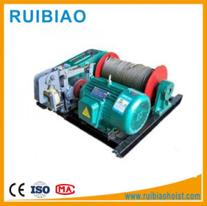 1-20 Ton Electric Winch Hand Winch for Boat Construction Machinery pictures & photos