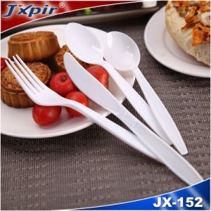 Promotional Portable Travel Plastic Cutlery Set pictures & photos