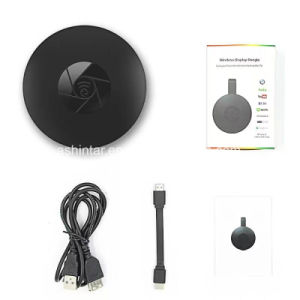 Wireless Hdim Chromecast TV Stick WiFi Airplay Miracast Display Receiver pictures & photos