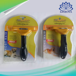 Dog Brush Pet Grooming Tool Hair Shedding Trimming Hair Removal Comb pictures & photos