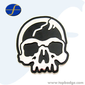 High Quality Engraved Custom Honor Military Pin Badge (FTBG1385A) pictures & photos