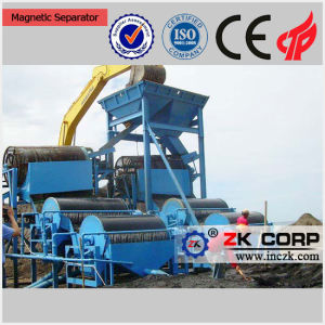 Magnetic Separator Concentration for Iron Ore Benficiation Plant pictures & photos