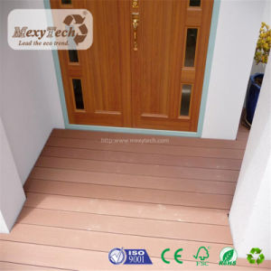 Cheap UV Resistant WPC Sun Wood Decking for Flooring pictures & photos