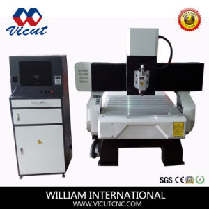 Single-Head Wood Chipper CNC Engraving Machine (VCT-SH1313W) pictures & photos