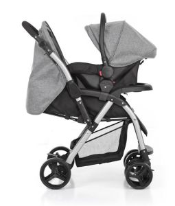 New Design Luxury Fold Baby Strollers with Car Seat pictures & photos