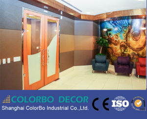 Fiber Gllass Board/ Functional Cloth Acoustic Wall Panel pictures & photos