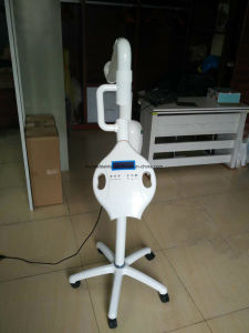 Dental Mobile Teeth Whitening Bleaching Machine LED Cool Light pictures & photos