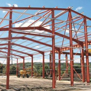 Workshop Constructed with Light Steel in Low Price pictures & photos