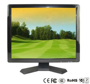 LCD CCTV Monitor with BNC Inputs 15′′/17′′/19′′ Plastic Case pictures & photos