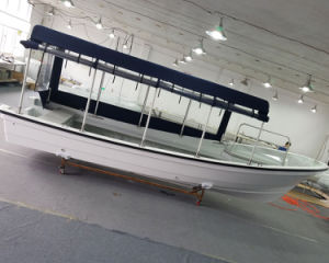 Liya 4.2-7.6m Popular Fiberglass Hull Fishing Boat for Sale pictures & photos