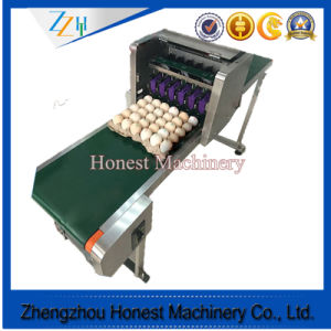 Automatic Egg Inkjet Printer / High Quality Egg Inkjet Printer pictures & photos