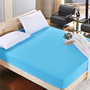 100%Polyester Microfiber Soft Bed Sheet Set/Microfiber Bed Sheets pictures & photos