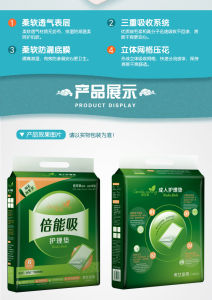 High Quality Absorbent Hospital Medical Adult Under Pad pictures & photos