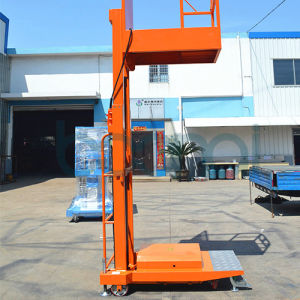 4.5m Mobile Order Picker for One People pictures & photos