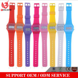 Vs-150 Hot Sale Promotional Digital Watch Unisex Men Women Digital Fashion Watches Custom Logo Wrist Watch Factory pictures & photos