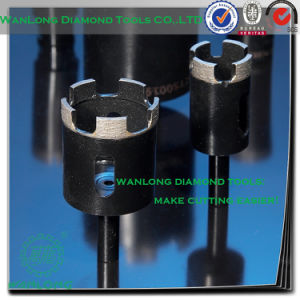 Diamond Core Drills for All Kinds of Stones-Stone Drilling Tools pictures & photos