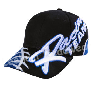 Promotional Camo Sports Cap with Embroidery pictures & photos