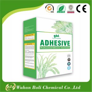 Made in China Natural White Color Wallpaper Glue pictures & photos