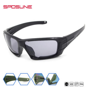 Police Shooting Glasses Military Tactical Eyewear pictures & photos