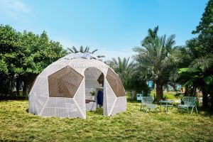 Outdoor Football Tent with Automatic Control (Rio Park) pictures & photos
