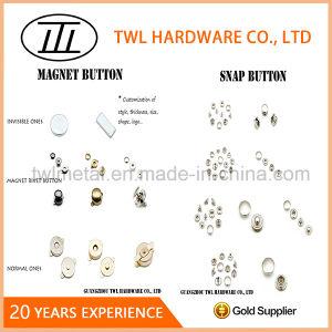 Rivet Button for Bags, Magnetic Button Handbag Hardware Accessories pictures & photos