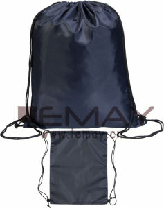 Promotional Drawstring Backpack pictures & photos
