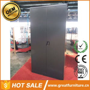 Steel Struction Double Doors Metal Filling Storage Cabinet pictures & photos