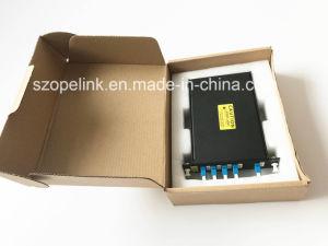 Optical Wdm CATV Mux/Demux 1CH-16CH Lgx Box CWDM pictures & photos