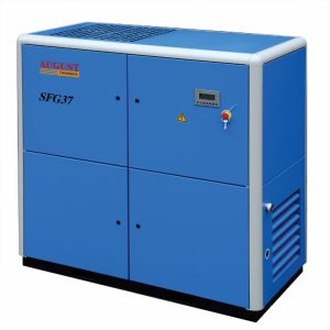 37kw Stationary Air-Cooled Compressors pictures & photos