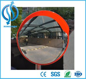 PC Orange Safety Convex and Concave Outdoor Mirrors pictures & photos