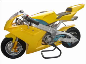 39cc Water-cooled  Pocket Bike with Aluminium Frame(TY-P11)