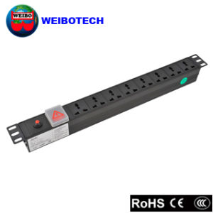 Professional Plug & Socket for PDU