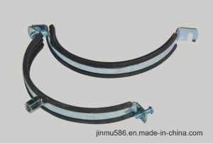 Ventilation Pipe Clamp with Rubber (150) pictures & photos
