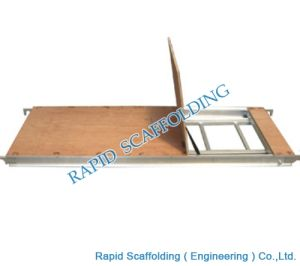 Aluminium Robust Hatcy Type Platform Scaffolding pictures & photos