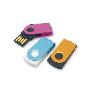 Mini Swivel USB Flash Drives with Custom Logo pictures & photos