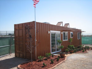 40ft Mobile Container Office pictures & photos