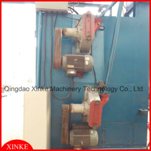 Hoist Hanger Shot Blasting Machines for Casting Parts pictures & photos