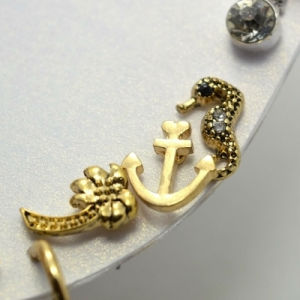 Ocean Collection Pearl Rhinestone Fashion Stud Earrings Set pictures & photos